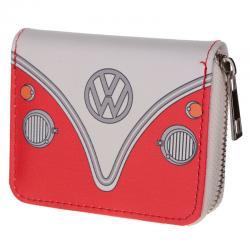 Cartera Caravana Volkswagen VW T1 Rojo - Imagen 1