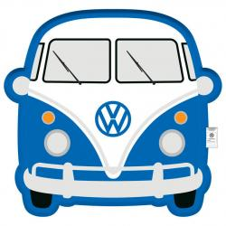 Cojin Caravana Volkswagen VW T1 Azul - Imagen 1