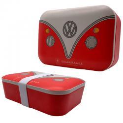 Tupper Caravana Volkswagen VW T1 Rojo bambu - Imagen 1