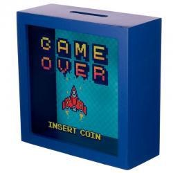 Hucha Insert Coin Game Over - Imagen 1
