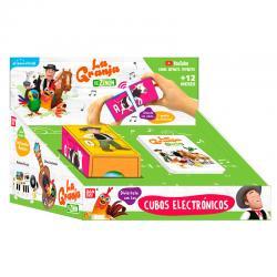 Cubos electronicos Granja de Zenon - Imagen 1