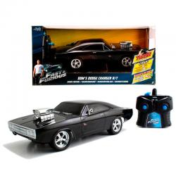 Coche radio control Dodge Charger R/T Fast and Furious - Imagen 1