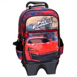 Trolley Fast and Furious 42cm - Imagen 1