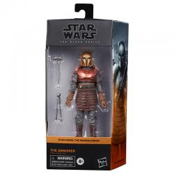 Figura The Armorer The Mandalorian Star Wars - Imagen 1
