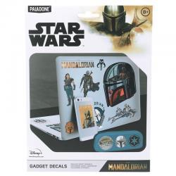 Pegatinas Vinilo The Mandalorian Star Wars - Imagen 1