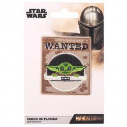 Parche Yoda Child The Mandalorian Star Wars - Imagen 1