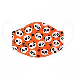 Mascarilla reutilizable Cutiemals Panda S - Imagen 1