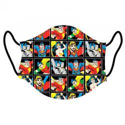 Mascarilla DC Comics adulto - Imagen 1