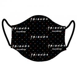 Mascarilla Friends adulto - Imagen 1