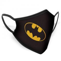 Mascarilla reutilizable Gotham Batman DC Comics infantil - Imagen 1