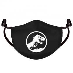 Mascarilla reutilizable Jurassic Park - Imagen 1