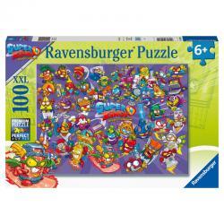 Puzzle Super Zings XL 100pz - Imagen 1