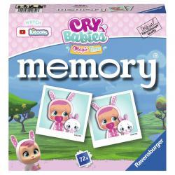 Juego memory Bebes Llorones - Imagen 1