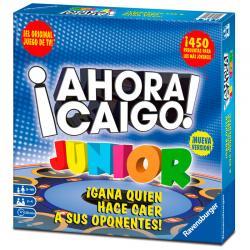 Juego mesa Ahora Caigo Junior - Imagen 1