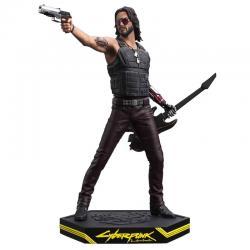 Figura Johnny Silverhand Rockerboy Cyberpunk 2077 24cm - Imagen 1