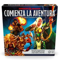 Juego Dragones y Mazmorras Comienza la Aventura - Imagen 1
