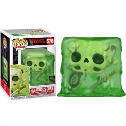 Figura POP Dungeons & Dragons Gelatinous Cube Exclusive - Imagen 1