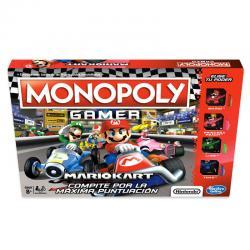 Juego Monopoly Gamer Mario Kart - Imagen 1