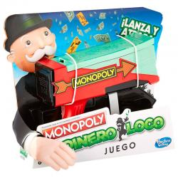Juego Monopoly Dinero Loco - Imagen 1