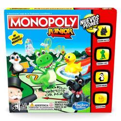 Juego Monopoly Junior - Imagen 1