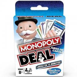 Juego cartas Monopoly Deal - Imagen 1