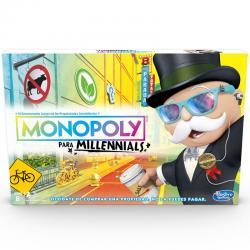 Juego Monopoly Millennials - Imagen 1