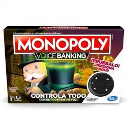 Juego Monopoly Voice Banking - Imagen 1
