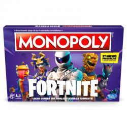 Juego Monopoly Fortnite - Imagen 1