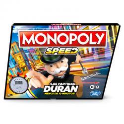 Juego Monopoly Speed - Imagen 1