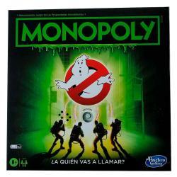 Juego Monopoly Ghostbusters - Imagen 1