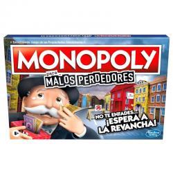 Juego Monopoly Malos Perdedores - Imagen 1