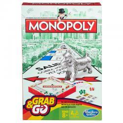 Juego Monopoly Viaje - Imagen 1