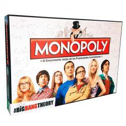 Juego Monopoly The Big Bang Theory - Imagen 1