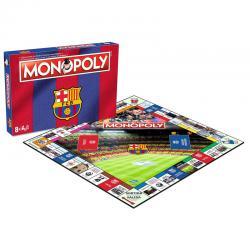 Juego monopoly F.C. Barcelona - Imagen 1