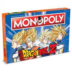 Juego monopoly Dragon Ball Z - Imagen 1