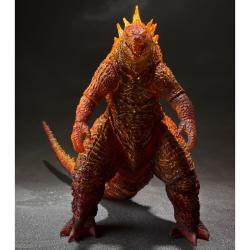 Figura articulada Burning Godzilla Godzilla King of the Monsters 2019 16cm - Imagen 1