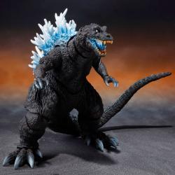 Figura MonsterArts Godzilla 2001 Godzilla, Mothra and King Ghidorah Godzilla 16cm - Imagen 1