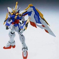 Figura Model Kit Wing Gundam ver KA Mobile Suit Gundam 18cm - Imagen 1