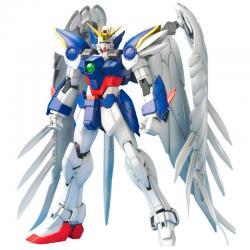 Figura Model Kit Gundam Zero Custom Mobile Suit Gundam 18cm - Imagen 1
