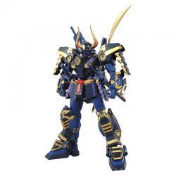 Figura Model Kit Musha Gundam Mk-II Gundam Build Fighters Try - Imagen 1