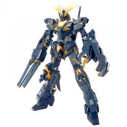 Figura Gundam Unicorn Banshee versión OVA Model Kit Mobile Suit Gundam Unicorn - Imagen 1