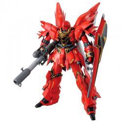 Figura MSN-06S Sinanju Anime Color Version Model Kit Mobile Suit Gundam Unicorn - Imagen 1