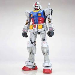 Figura Rx-78-2 Gundam ver 3 Model Kit Mobile Suit Gundam - Imagen 1