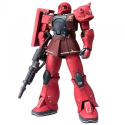 Figura MS-05S Char Aznables Zaku I Gundam Fix Figuration Metal Composite 18cm - Imagen 1