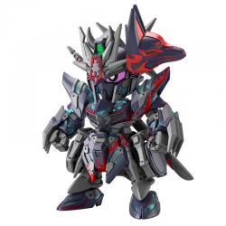 Figura Model Kit Sasuke Delta Gundam SD Gundam World Heroes - Imagen 1