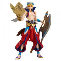 Figura Figma Gilgamesh Fate/Grand Order Absolute Demonic Front Babylonia 16cm - Imagen 1