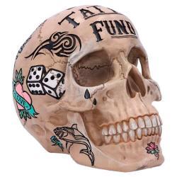 Figura Calavera Tattoo - Imagen 1