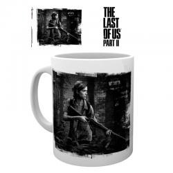 Taza  Black And White The Last Of Us 2 - Imagen 1