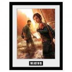 Foto marco Key Art The Last Of Us - Imagen 1