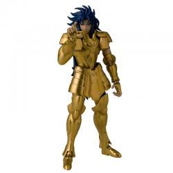 Figura articulada Gemini Saga Saint Seiya Los Caballeros del Zodiaco - Imagen 1